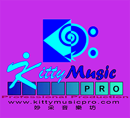 Kitty Music PRO Logo